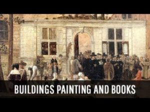 Buildings Paintings and Books