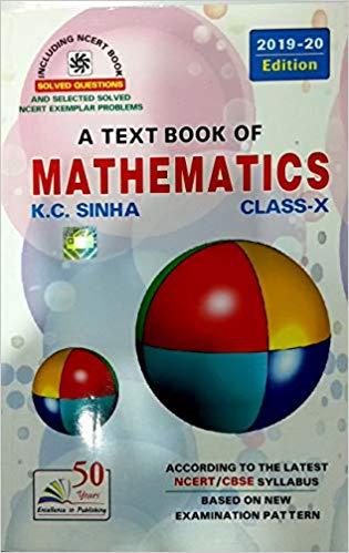 KC Sinha Maths Solution Class 10