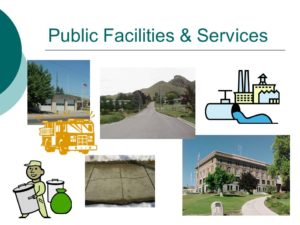 What do you mean by public facilities