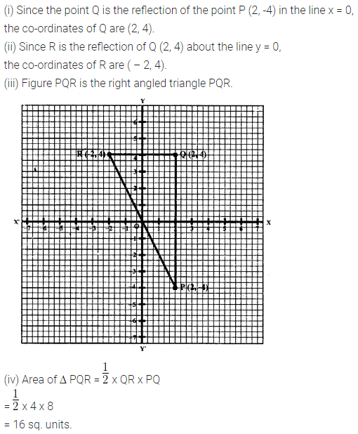 ML Aggarwal Class 10 Solutions for ICSE Maths Chapter 10 Reflection Ex 10 31