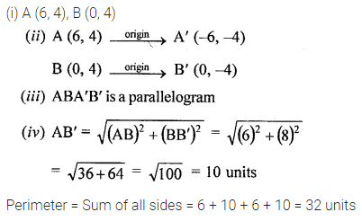 ML Aggarwal Class 10 Solutions for ICSE Maths Chapter 10 Reflection Ex 10 34