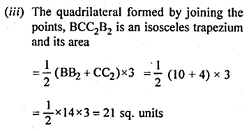 ML Aggarwal Class 10 Solutions for ICSE Maths Chapter 10 Reflection Ex 10 39
