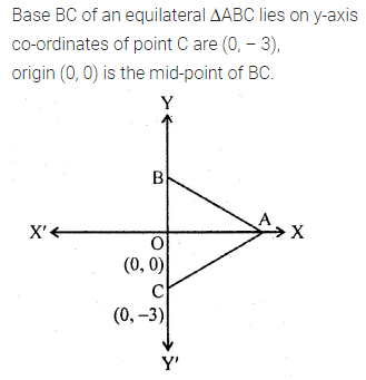 ML Aggarwal Class 10 Solutions for ICSE Maths Chapter 11 Section Formula Chapter Test 1