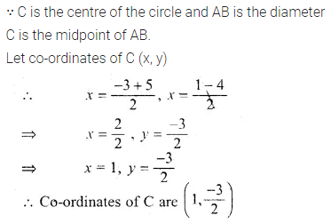 ML Aggarwal Class 10 Solutions for ICSE Maths Chapter 11 Section Formula Ex 11 13