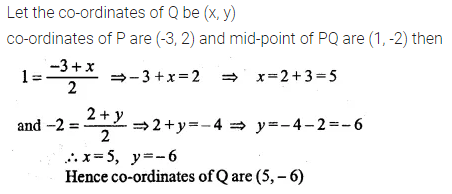 ML Aggarwal Class 10 Solutions for ICSE Maths Chapter 11 Section Formula Ex 11 15