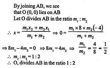 ML Aggarwal Class 10 Solutions for ICSE Maths Chapter 11 Section Formula Ex 11 23