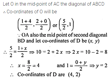 ML Aggarwal Class 10 Solutions for ICSE Maths Chapter 11 Section Formula Ex 11 29