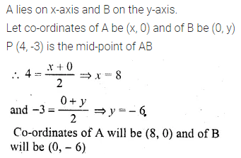 ML Aggarwal Class 10 Solutions for ICSE Maths Chapter 11 Section Formula Ex 11 42