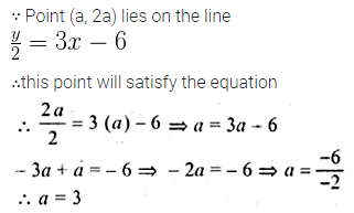 ML Aggarwal Class 10 Solutions for ICSE Maths Chapter 12 Equation of a Straight Line Ex 12.1 13