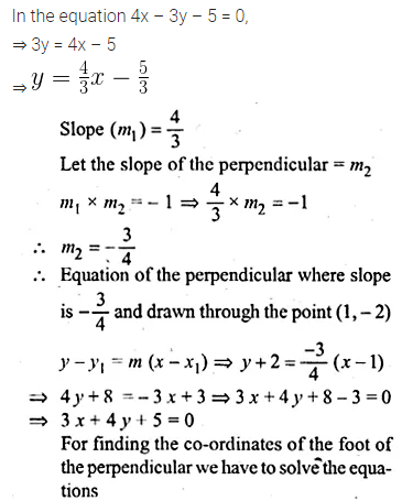 ML Aggarwal Class 10 Solutions for ICSE Maths Chapter 12 Equation of a Straight Line Ex 12.2 24