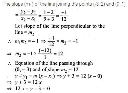 ML Aggarwal Class 10 Solutions for ICSE Maths Chapter 12 Equation of a Straight Line Ex 12.2 37