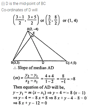 ML Aggarwal Class 10 Solutions for ICSE Maths Chapter 12 Equation of a Straight Line Ex 12.2 39