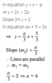 ML Aggarwal Class 10 Solutions for ICSE Maths Chapter 12 Equation of a Straight Line Ex 12.2 4