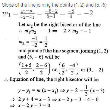ML Aggarwal Class 10 Solutions for ICSE Maths Chapter 12 Equation of a Straight Line Ex 12.2 41