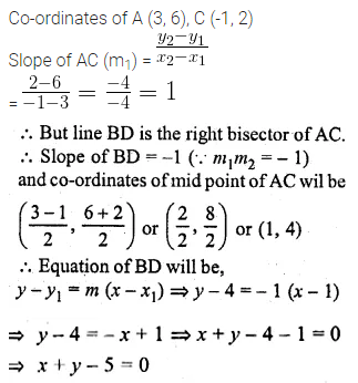 ML Aggarwal Class 10 Solutions for ICSE Maths Chapter 12 Equation of a Straight Line Ex 12.2 44