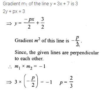 ML Aggarwal Class 10 Solutions for ICSE Maths Chapter 12 Equation of a Straight Line Ex 12.2 5