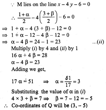 ML Aggarwal Class 10 Solutions for ICSE Maths Chapter 12 Equation of a Straight Line Ex 12.2 52