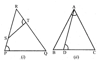 ML Aggarwal Class 10 Solutions for ICSE Maths Chapter 13 Similarity Ex 13.1 17