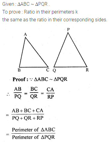 ML Aggarwal Class 10 Solutions for ICSE Maths Chapter 13 Similarity Ex 13.1 27
