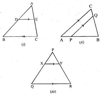 ML Aggarwal Class 10 Solutions for ICSE Maths Chapter 13 Similarity Ex 13.2 1