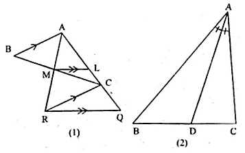 ML Aggarwal Class 10 Solutions for ICSE Maths Chapter 13 Similarity Ex 13.2 20