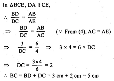 ML Aggarwal Class 10 Solutions for ICSE Maths Chapter 13 Similarity Ex 13.2 24