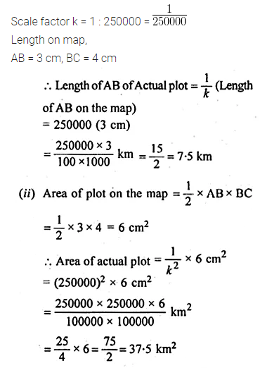 ML Aggarwal Class 10 Solutions for ICSE Maths Chapter 13 Similarity Ex 13.3 52