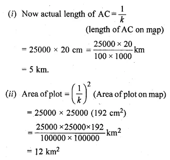 ML Aggarwal Class 10 Solutions for ICSE Maths Chapter 13 Similarity Ex 13.3 54