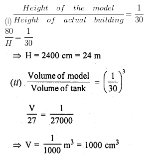 ML Aggarwal Class 10 Solutions for ICSE Maths Chapter 13 Similarity Ex 13.3 55