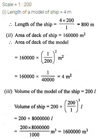 ML Aggarwal Class 10 Solutions for ICSE Maths Chapter 13 Similarity Ex 13.3 56
