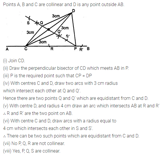 ML Aggarwal Class 10 Solutions for ICSE Maths Chapter 14 Locus Ex 14 19
