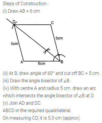 ML Aggarwal Class 10 Solutions for ICSE Maths Chapter 14 Locus Ex 14 27