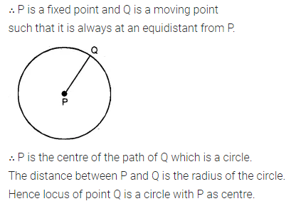 ML Aggarwal Class 10 Solutions for ICSE Maths Chapter 14 Locus Ex 14 3