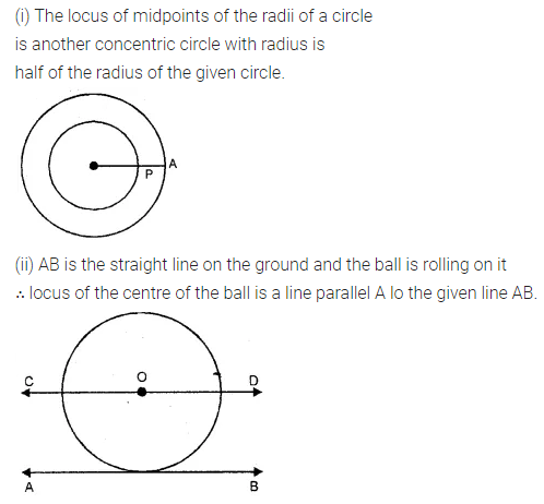 ML Aggarwal Class 10 Solutions for ICSE Maths Chapter 14 Locus Ex 14 9