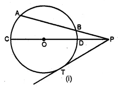ML Aggarwal Class 10 Solutions for ICSE Maths Chapter 15 Circles Chapter Test 32