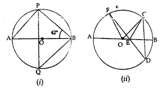 ML Aggarwal Class 10 Solutions for ICSE Maths Chapter 15 Circles Ex 15.1 19