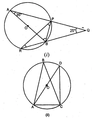 ML Aggarwal Class 10 Solutions for ICSE Maths Chapter 15 Circles Ex 15.1 21