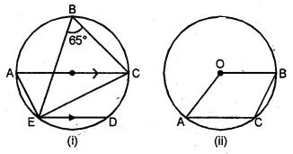 ML Aggarwal Class 10 Solutions for ICSE Maths Chapter 15 Circles Ex 15.1 27