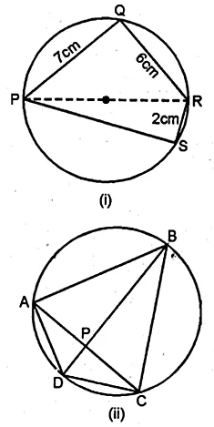 ML Aggarwal Class 10 Solutions for ICSE Maths Chapter 15 Circles Ex 15.1 60