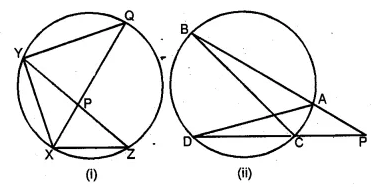 ML Aggarwal Class 10 Solutions for ICSE Maths Chapter 15 Circles Ex 15.1 64