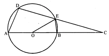 ML Aggarwal Class 10 Solutions for ICSE Maths Chapter 15 Circles Ex 15.2 15