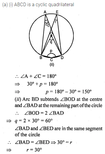 ML Aggarwal Class 10 Solutions for ICSE Maths Chapter 15 Circles Ex 15.2 22
