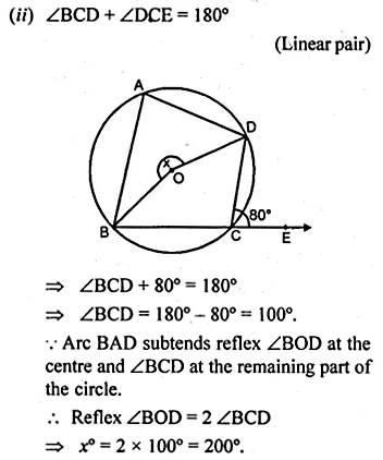 ML Aggarwal Class 10 Solutions for ICSE Maths Chapter 15 Circles Ex 15.2 3