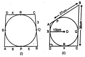 ML Aggarwal Class 10 Solutions for ICSE Maths Chapter 15 Circles Ex 15.3 10
