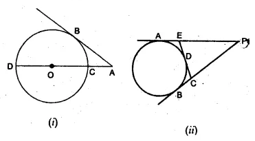 ML Aggarwal Class 10 Solutions for ICSE Maths Chapter 15 Circles Ex 15.3 13