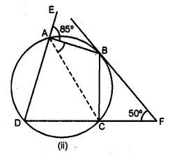 ML Aggarwal Class 10 Solutions for ICSE Maths Chapter 15 Circles Ex 15.3 48