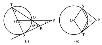 ML Aggarwal Class 10 Solutions for ICSE Maths Chapter 15 Circles Ex 15.3 52