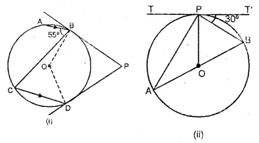 ML Aggarwal Class 10 Solutions for ICSE Maths Chapter 15 Circles Ex 15.3 57