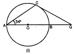 ML Aggarwal Class 10 Solutions for ICSE Maths Chapter 15 Circles Ex 15.3 65