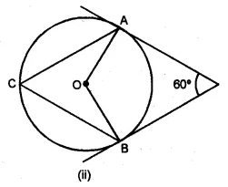 ML Aggarwal Class 10 Solutions for ICSE Maths Chapter 15 Circles Ex 15.3 66